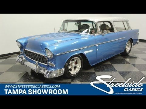 Chevrolet Nomad Chevy Nomad Pro Touring Cars Chevrolet