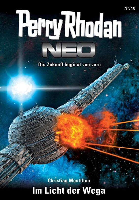 Sommer 2036: Für die Menschheit ist eine neue Ära angebrochen. Perry Rhodan und eine Gruppe von Begleitern starten zum ersten interstellaren Flug der Menschheit. Ihr Ziel: das Wega-System.  Dort tobt eine unbarmherzige Schlacht zwischen zwei ungleichen Völkern. Rhodan greift auf Seiten der Schwächeren in den aussichtslosen Kampf ein. Denn der Ausgang der Schlacht entscheidet über die Zukunft der Menschheit ...  Auf der Erde herrschen währenddessen Panik und Angst. Fremdartige…