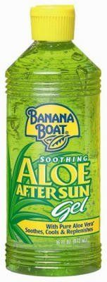 After a glorious day under the sun, Soothing Aloe After Sun Gel cools and replenishes dry skin and helps prevent peeling. Your skin will radiate health. Formulated with Aloe Vera. Moisturizes dry, rough or chapped skin. Soothes dry sunburned skin.