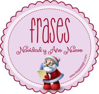 Frases y Pensamientos de Navidad en kireidesign