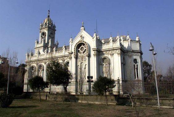 Iglesia de Aya İstefanos, Estambul, Turquía