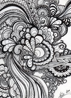 Sharpie art, Art ideas and Designs to draw on Pinterest