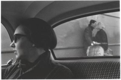 Louis Stettner - On a Dutch Ferry, Holland - 1958