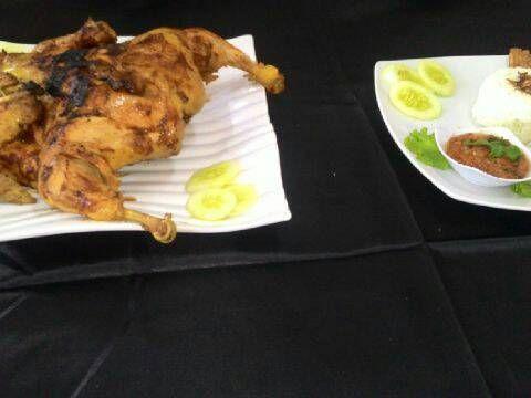 Resep Bakakak Hayam Oleh Alexa Jabbar Resep Makanan Masakan Resep Masakan
