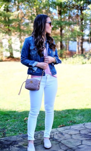 Denim Jacket for Spring: