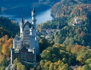 Het betoverende sprookjesslot Neuschwanstein