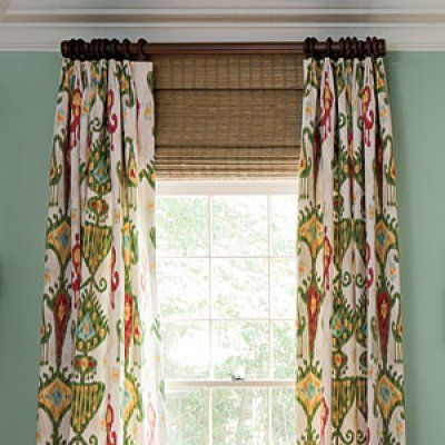 Custom Curtains: