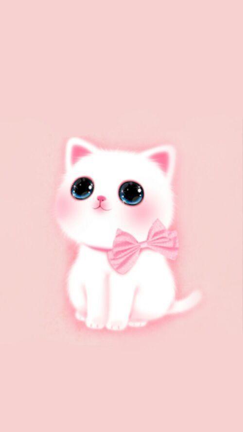 Pin By صورة و كلمة On رسم طفولي Cute Cartoon Cute Cartoon Wallpapers Cute Wallpapers Cute Cat Wallpaper