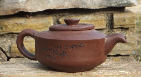 Antique Chinese Yixing Ware Teapot