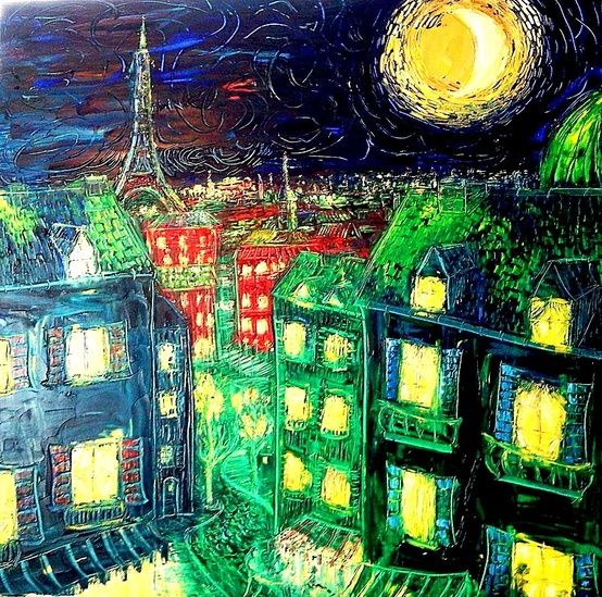 """Paris: """"A view from the attic"""" ~ Paris ♥ >> See the Deals!"""