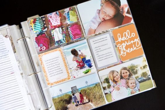 June Creative Team Inspiration - Project Life: