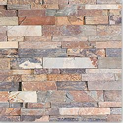 Natural Ledge Stone - California Gold