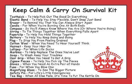 Funny Office Survival Kit Ideas from i.pinimg.com