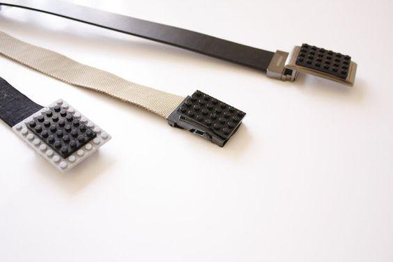 lego belt buckle tutorial