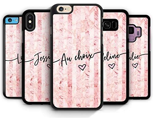 coque silicone personnalisable iphone 6