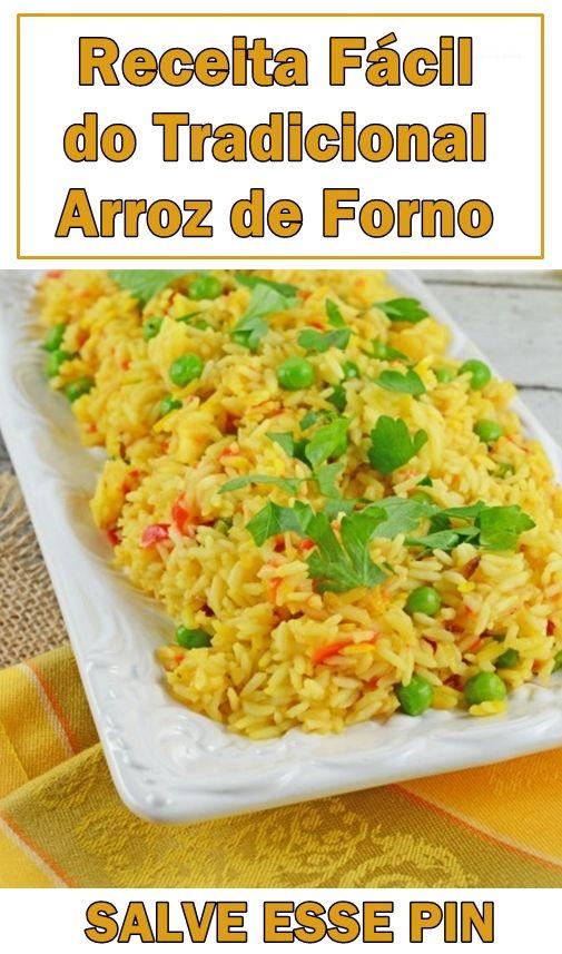 Arroz De Forno Carbonara Receita Com Imagens Receitas