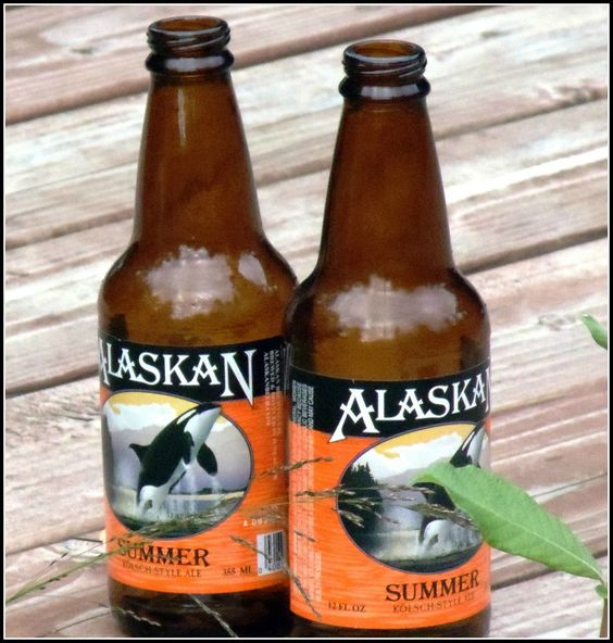 My first memories of Alaska were filled with this great brew.
