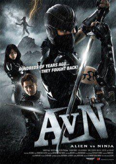 Quái Vật Không Gian Đối Đầu Ninja - HD