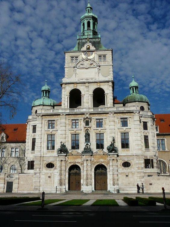 Museumstour durch München