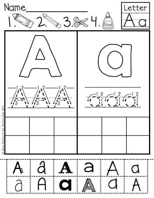 ABC Cut and Paste Fonts | Girls, Cut and paste and Fonts