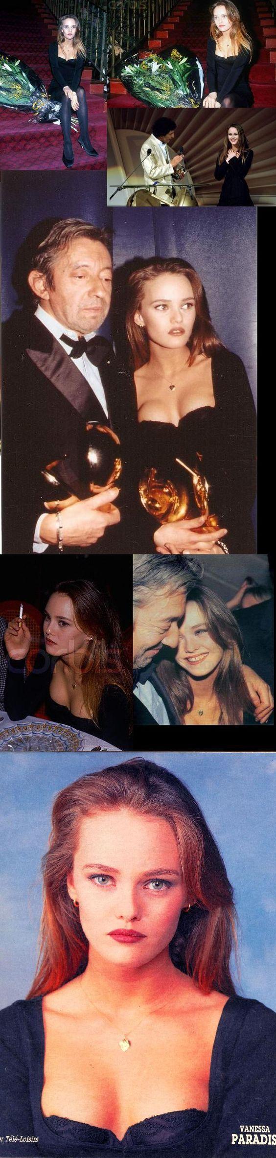 Vanessa Paradis Victoires de la musique 1990