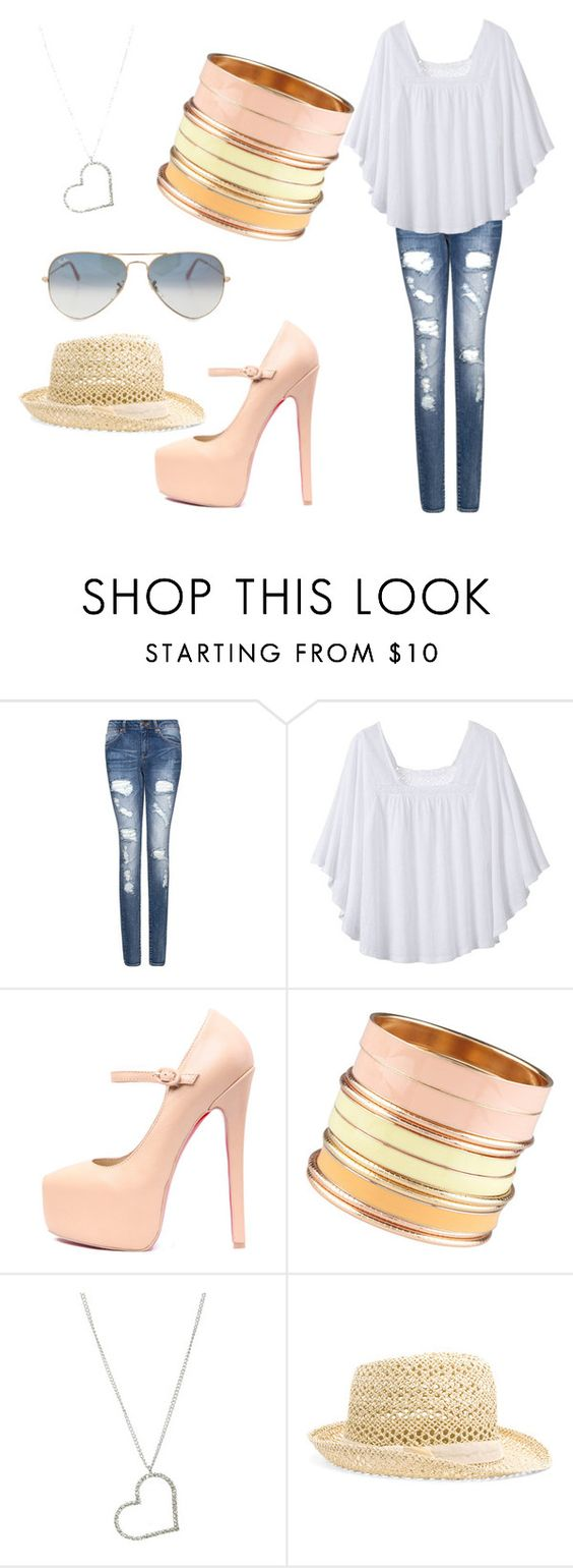 """Untitled #1"" by immarriedtogeorgeweasley ❤ liked on Polyvore featuring MANGO, prAna, ALDO, Wet Seal and Ray-Ban"