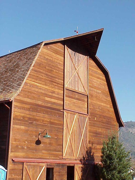 Gambrel Roof Race Horses And Pennsylvania Dutch On Pinterest