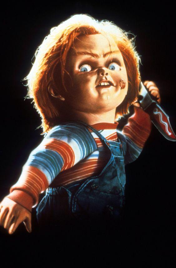 Child's Play...Chucky Horror Icons Pinterest