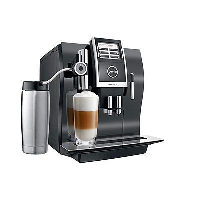Jura Impressa Z9 12 Cups Coffee & Espresso Combo - Piano Black https://t.co/jvSoTtXQ7F https://t.co/bjO8zU7Tbo