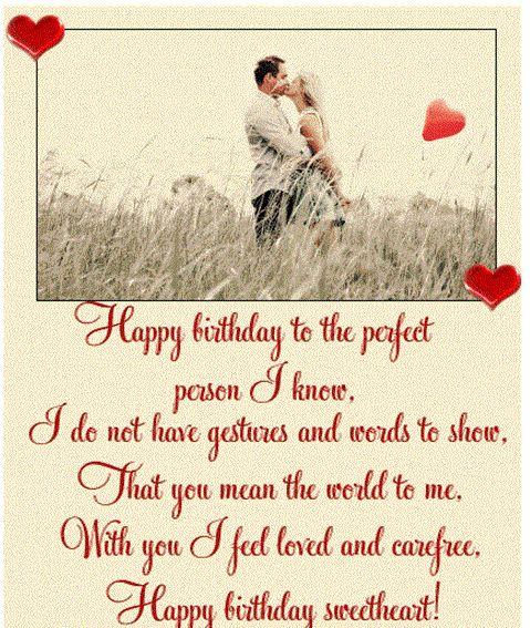 Amazing Happy Birthday Quotes For Girlfriend Birthday Wishes Cards Personalised Birthday Cards Paralily Jamesorg