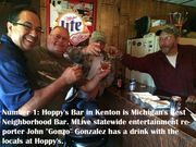 So, who won our Michigan's Best Neighborhood Bar search? Check out the photos, videos, stories, links -- and the Top 10 list. The trip took place Sept. 11-21, 2014.