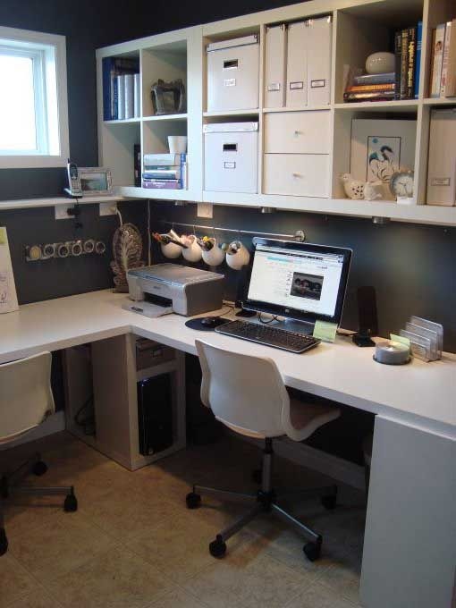 صور مكاتب مودرن صور مكتب صورة مكتب منزلي ديكورات مكاتب مودرن Home Office Space Home Office Design Home Office Decor