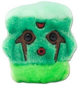 Giant Microbes Dengue Virus Plush Toy!