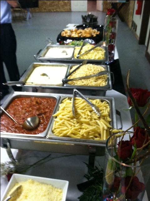 Google Image Result For Justacoupleofmoms Wp Content Uploads 2012 03 Pasta Bar1