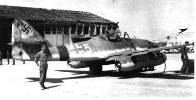 e-rav.pl - Rafał Miszczak - Modelarstwo: Messerschmitt Me 262 A-1a