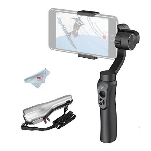 Zhiyun Smooth Q 3 Axis Handheld Gimbal Stabilizer For Smartphone I E Iphone 7 Plus 6 Plus Samsung S7 S6 Featuring Ap Best Smartphone App Control Smartphone