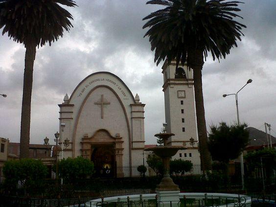 Plaza de tiabaya