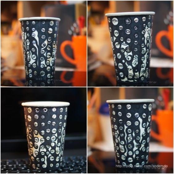 cup art