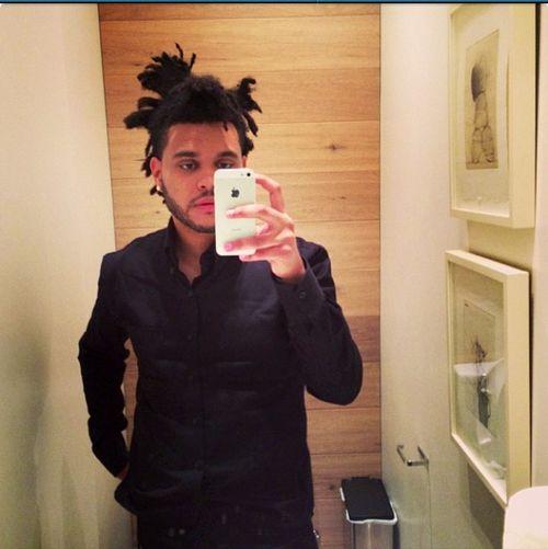 Abel Tesfaye Instagram