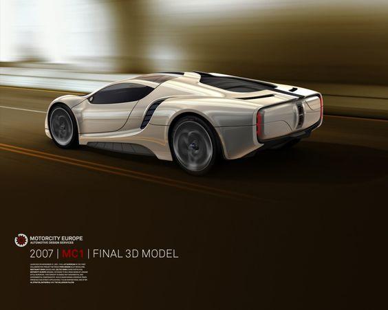 Motorcity Europe's MC1...
