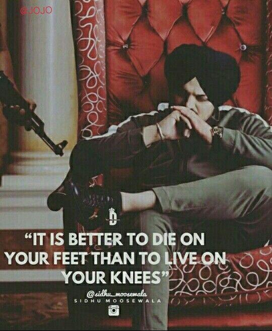 Pin By Jojo On Iđhu M S W ĺ Strong Quotes Punjabi