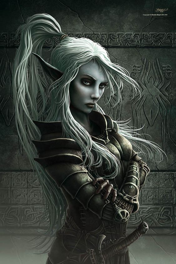 Bainwen's mother; Dûrfin's wife.