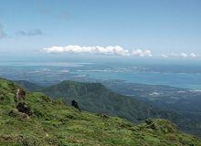 Pointe à Pitre depuis la Soufrière de Guadeloupe