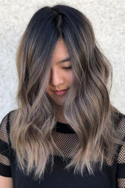 6 Most Notable Hair Color Trends By 2020 Colour Hair Hairstyles Notable Hair Color 2018 Short Hair Color Hair Color Asian