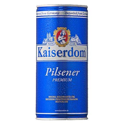 Bia Kaiserdom Pilsener 4.8% - Lon 1000ml - Bia Đức Nhập Khẩu TPHCM