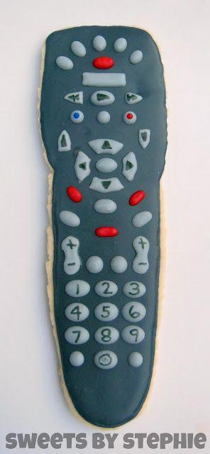 Remote Control Cookie