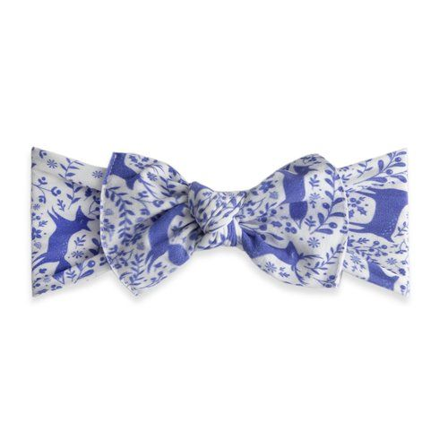 Knot Bow Deer Toile Baby Bling Baby Bling Bows Knot Headband
