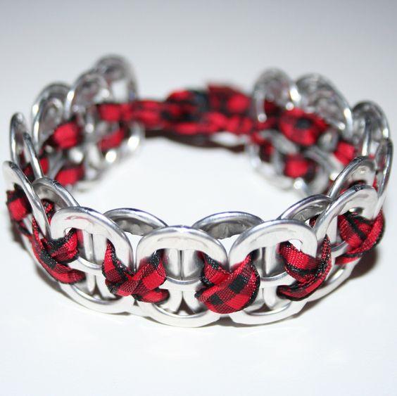 Pop top bracelet!