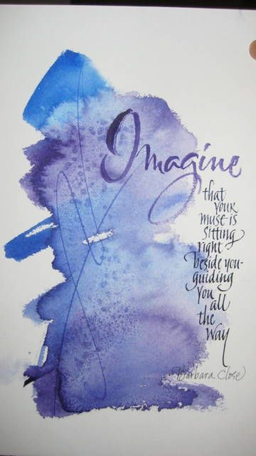 Calligraphy Muse And Like Quotes On Pinterest