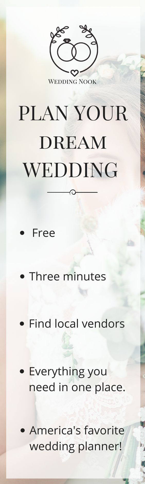 Free Budget Wedding Planner 3 Minutes to plan you dream wedding